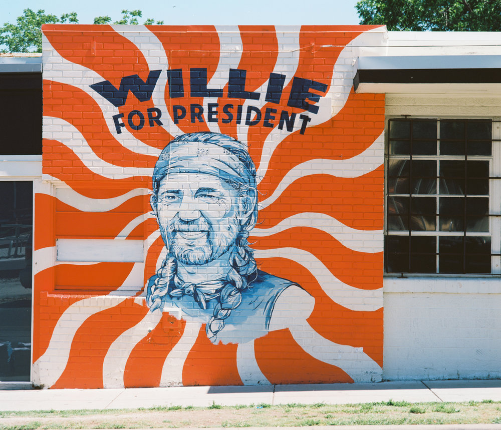 Willie on Congress by Stag Provisions