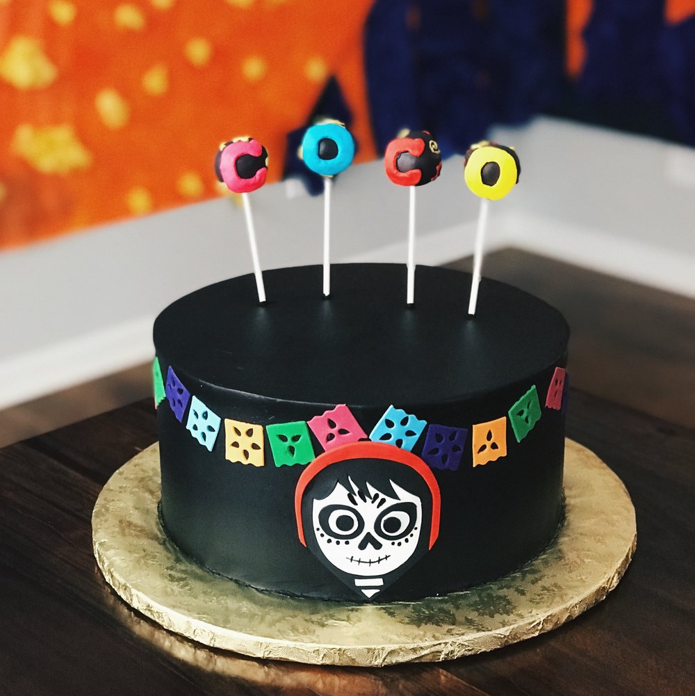Coco Inspired Birthday Party Karina Mora