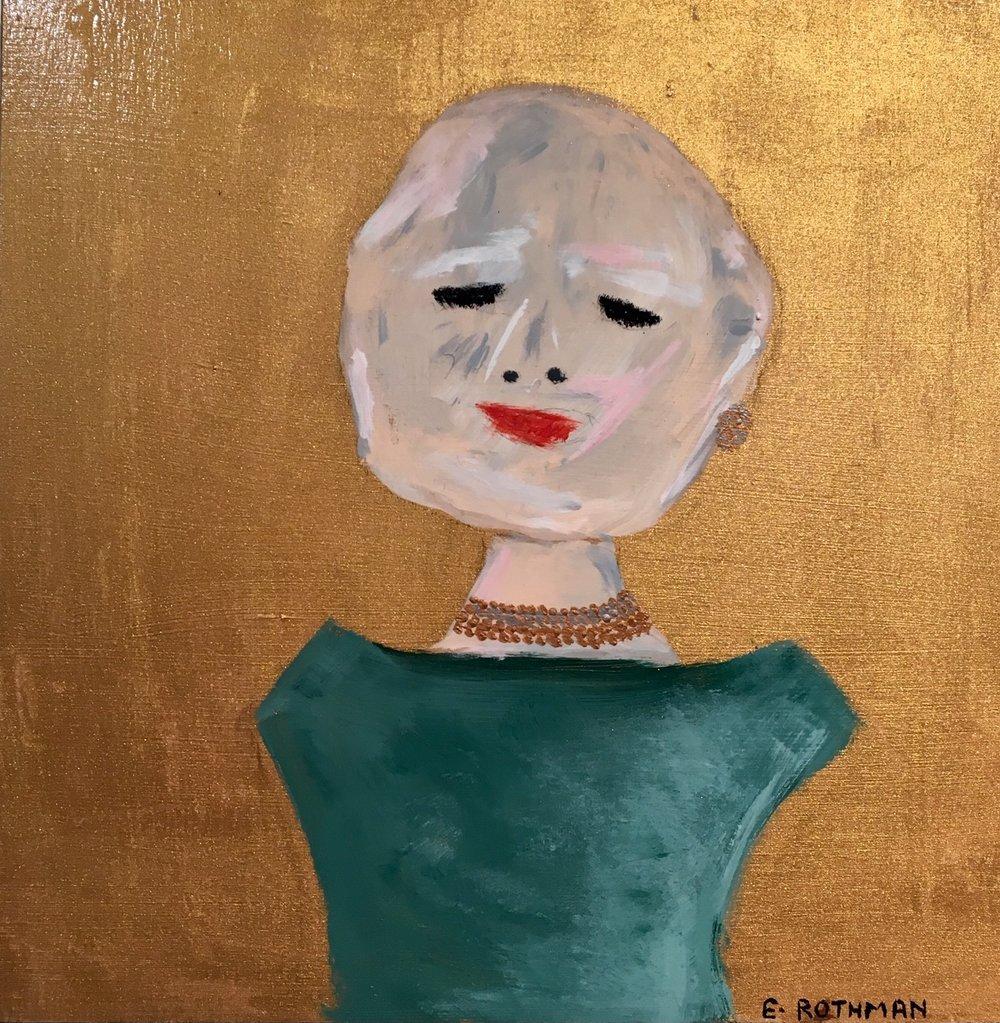Golden Girl - SOLD