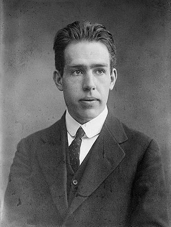 Niels Bohr c. 1922