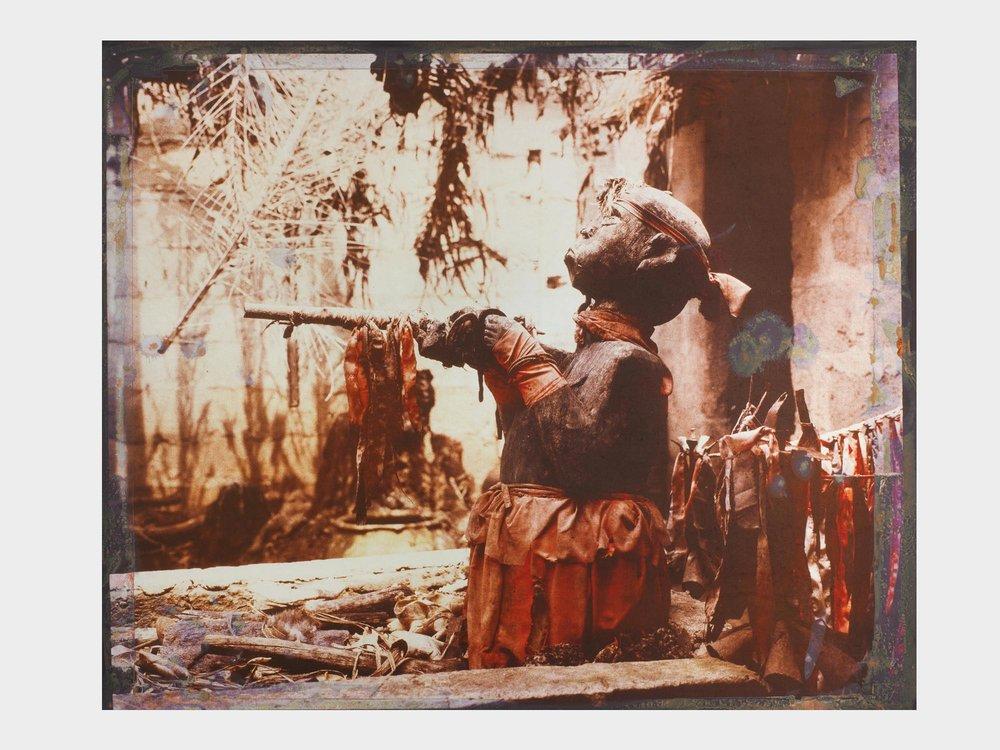 11° - Other Prayer   (Voodoo Deity, West Africa)