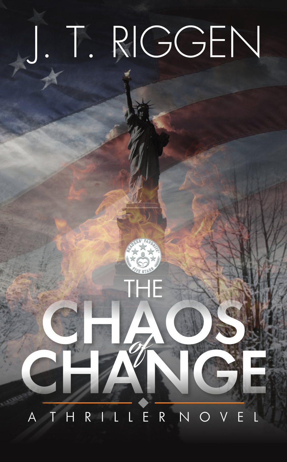 My newest novel, The Chaos of Change.  Check out the NOVELS tab to catch a glimpse of what this epic, cross-national, political thriller is all about! It's already received distinction among critics, earning a 5-star seal-of-approval from Readers Favorite Books, Underground Certified badge from Underground Book Reviews, and a seal-of-approval from Midwest Books.    CLICK HERE    and get your copy today through Amazon.