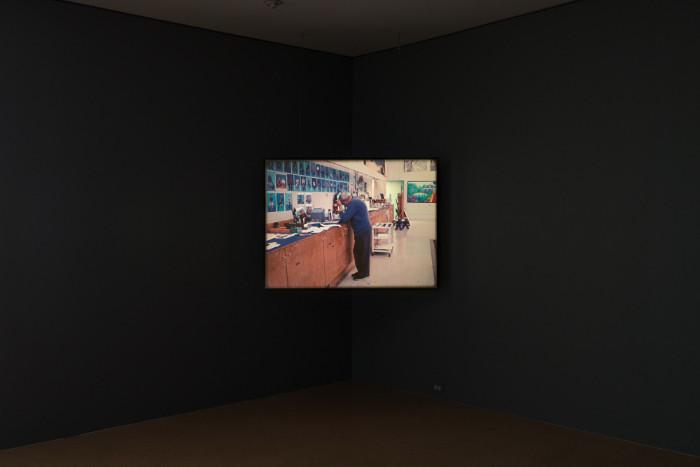 Tacita Dean, The last beautiful pleasure., 2017. Installation view 1301PE.