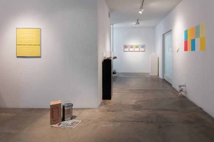 Brain Multiples at 25. Installation view 1301PE.