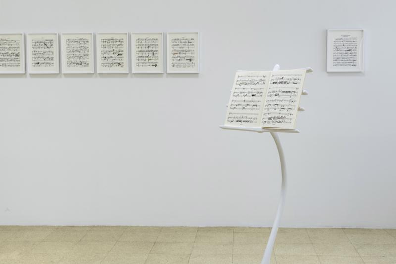 Ana Prvacki, installation view, 1301PE