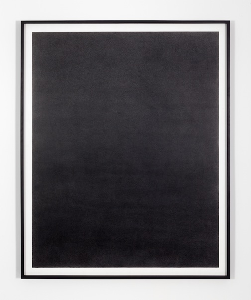 Jorge Mendez Blake, Empty Bookshelf IX, 2014.
