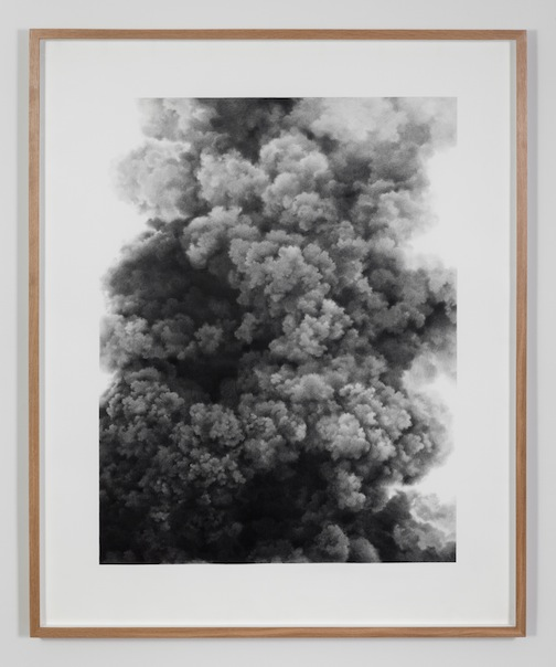 Jorge Mendez Blake, It Was A Pleasure To Burn IX, 2015