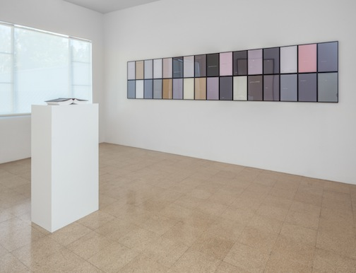"""Not to read"" installation view, 1301PE"