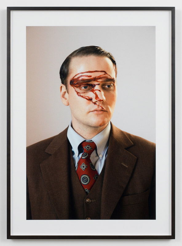Kerry Tribe, Sam, 2012, C-type print, 43 x 31 inches, 109.2 x 78.7 cm framed, edition of 5