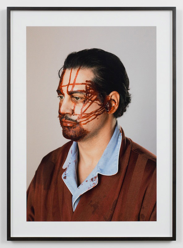 Kerry Tribe, Joe, 2012, C-type print, 43 x 31 inches, 109.2 x 78.7 cm framed, edition of 5