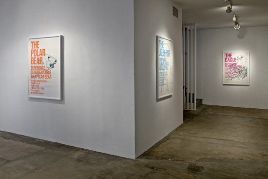 SUPERFLEX, Installation view, 2012