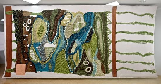 Pae White, Sea Beast, 2010