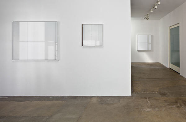 Uta Barth, Installation view downstairs 1301PE , 2011