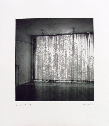 Paul Winstanley, Veil 7, 2008, Hand-drawn sugar lift aquatints with photo-etching