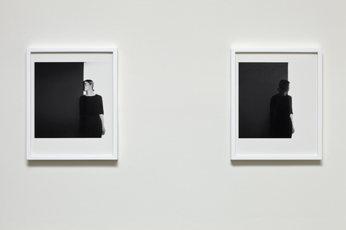 Uta Barth, Untitled #1, 1979-82/2010, Inkjet print, 4 framed photographs, 9 x 11 1/2 in.