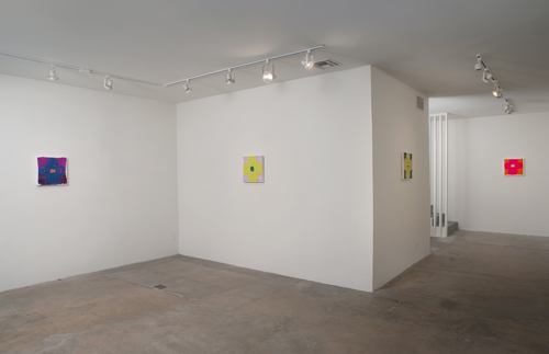 Chromophilia, Installation view, 2010