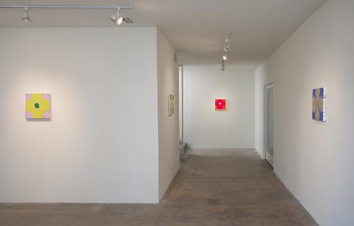 Chromophilia, Installation view, 2010