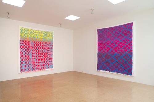 Chromphilia, Installation view, 2010