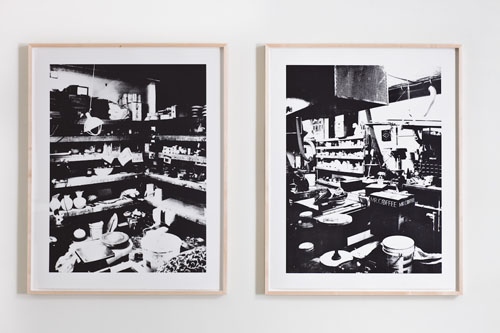 Lyall&Rayne, The Potter's Studio, 2010, Inkjet, silkscreen and lithograph on paper, Each 33 5/8 x 26 5/7 in. (65 x 85.4 cm)