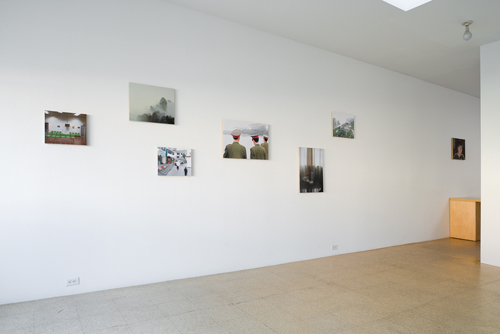 Republic, Installation view, 2007
