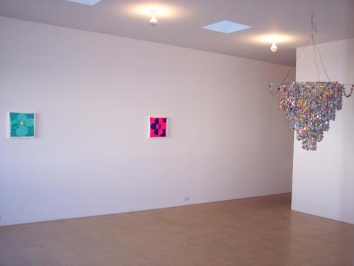 Cloverfields, Installation view, 2007