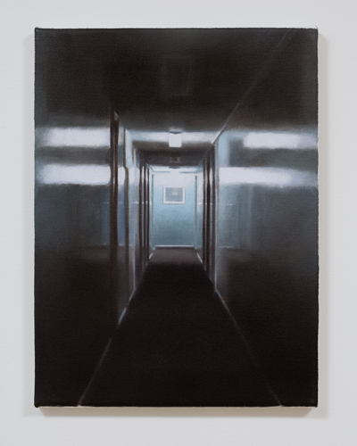 Paul Winstanley, Study for Passage 2, Oil on linen, 1999, 16 x 12 in. (40.6 x 30.5 cm)