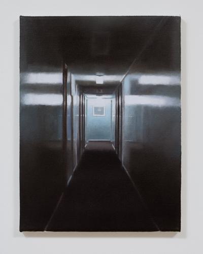 Paul Winstanley, Study for Passage 2, Oil on linen, 1999, 16 x 12 in. (40.6 x 30.5 cm)