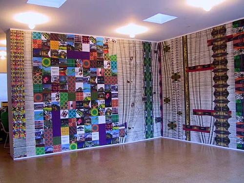 Jorge Pardo, Installation view, 2004