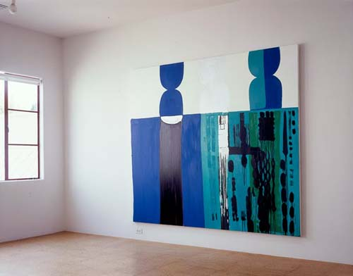 Sunny Days, Installation view, 2002