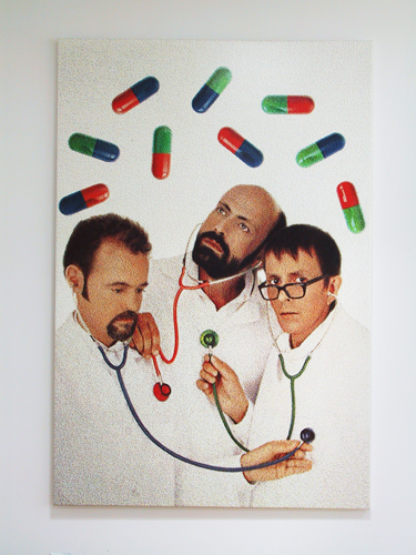 General Idea, Playing Doctor, 1992