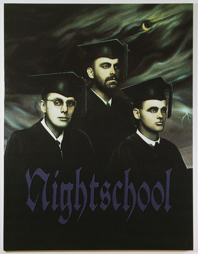 General Idea, Nightschool, 1989