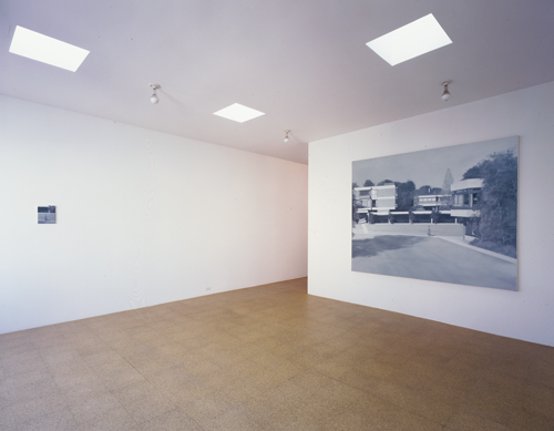 Paul Winstanley, Installation view, 2000