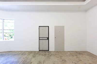 Fiona Connor,  All the doors in the walls , 2016, installation view, Minerva