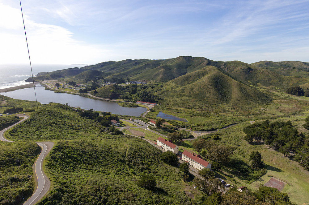 Marin Headlands, CA - Fort Barry