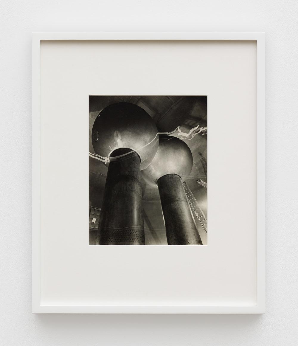 Berenice Abbott, Untitled (science), 1958-1961, Gelatin-silver print.