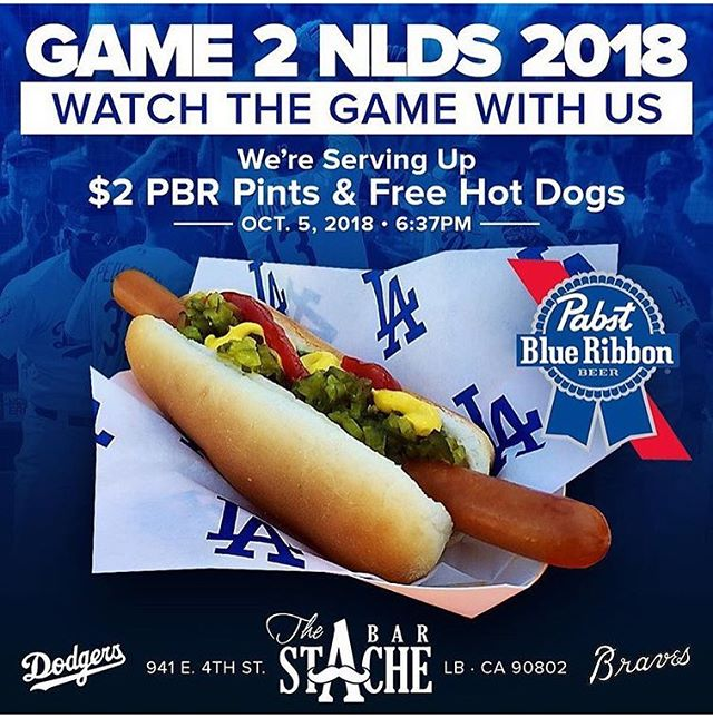 Game time! Grab a dog and take a seat! Go Doyers!!