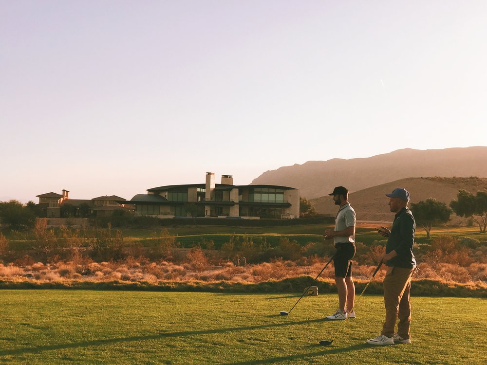 Bachelor Party Golf