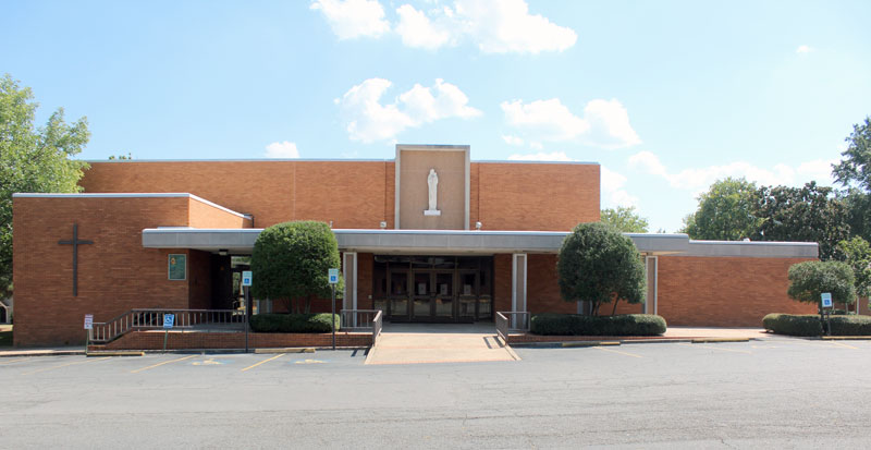 little rock diocese