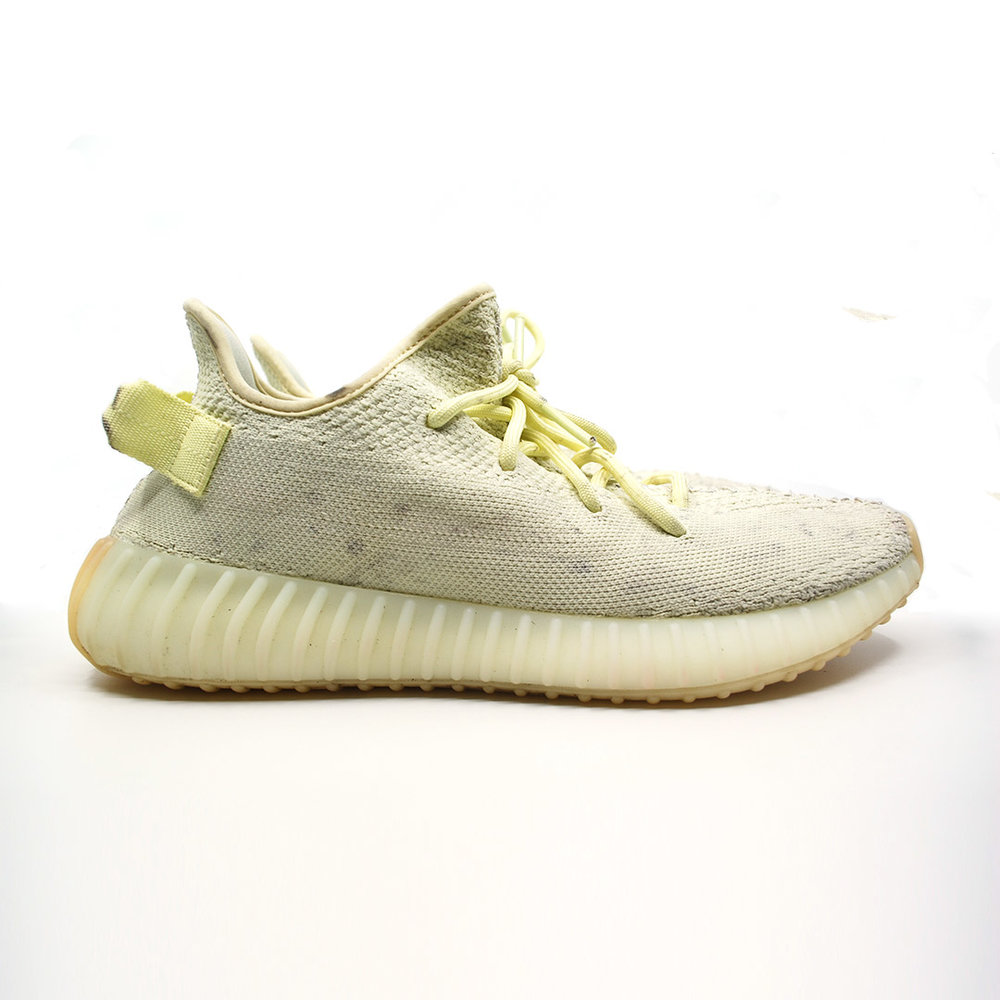 YEEZY 350 V2 BUTTER  BEFORE
