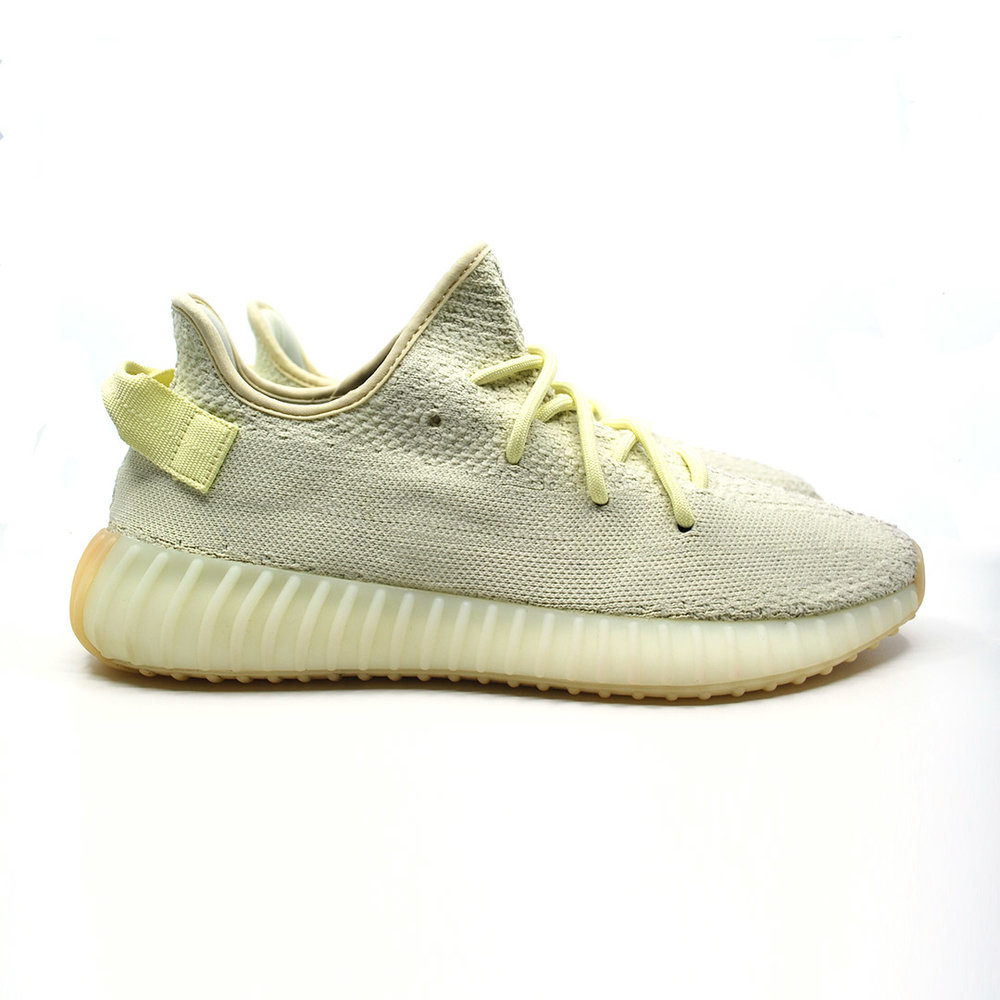 YEEZY 350 V2 BUTTER  AFTER