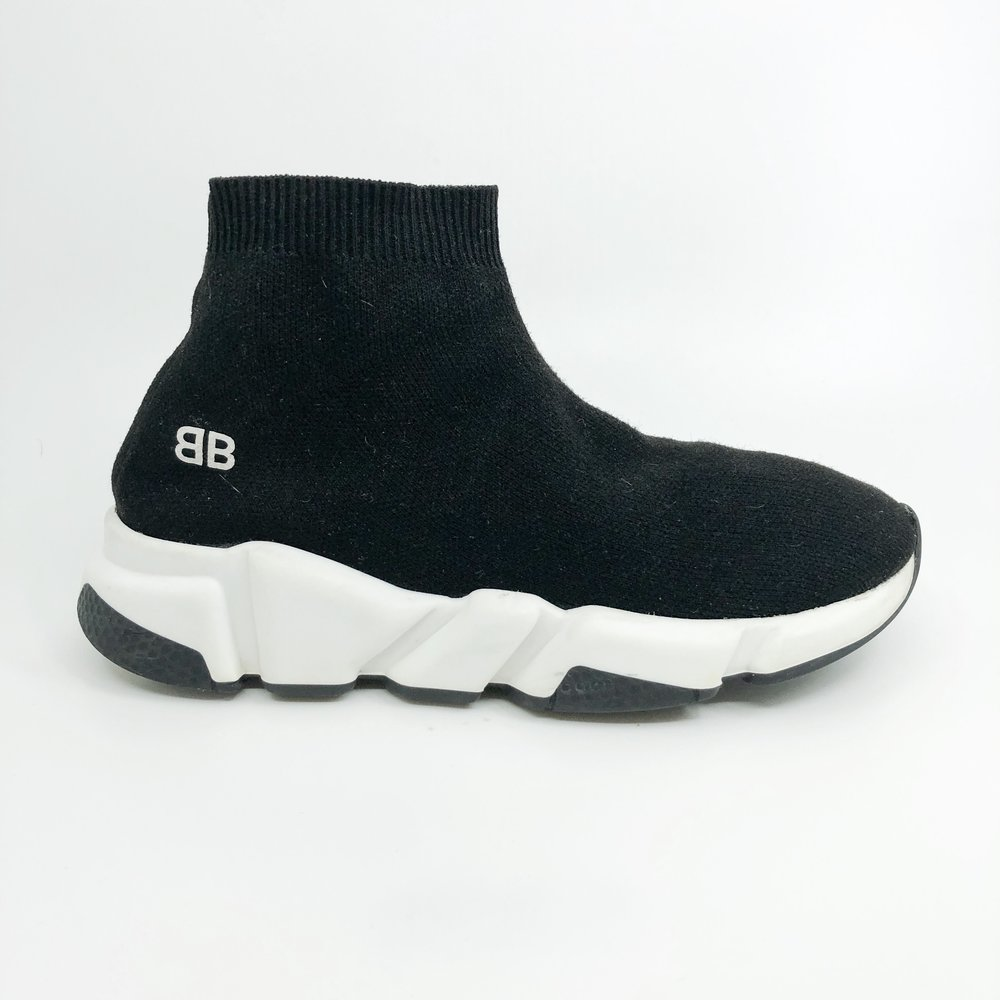 BALENCIAGA SPEED TRAINERS  AFTER