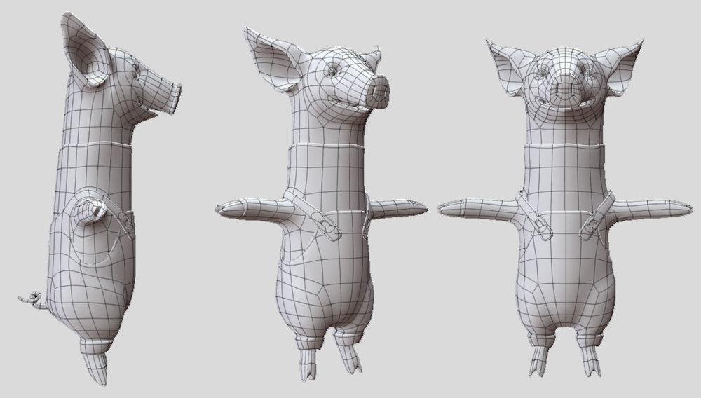 3D MODELING -