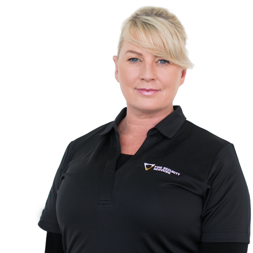 "Samantha Gammie - TERRITORY MANAGER""At Fire Security Services, our customers' needs are important to us…  our focus is to protect lives, businesses and property."""