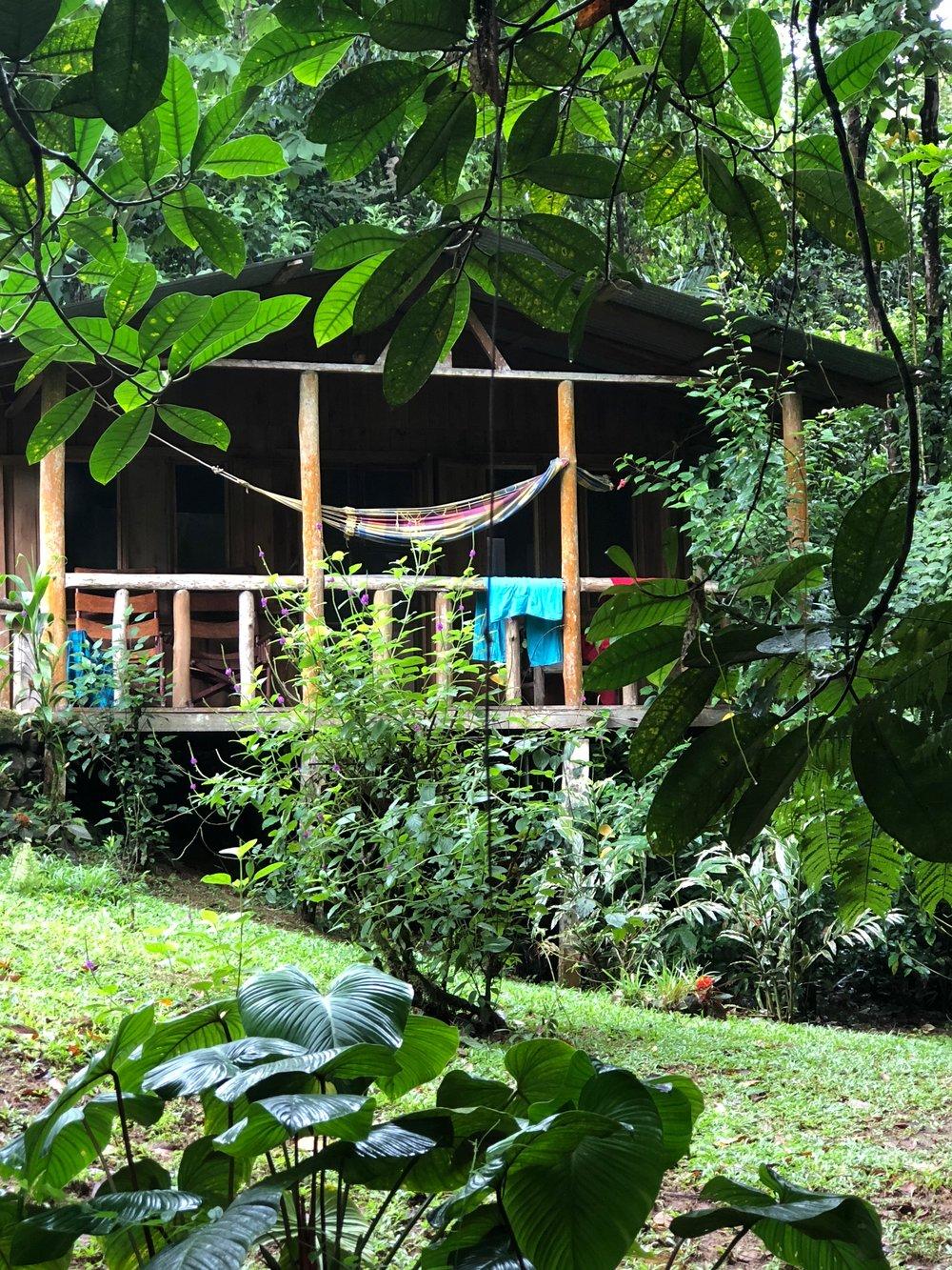 Cabin at La Carolina Lodge