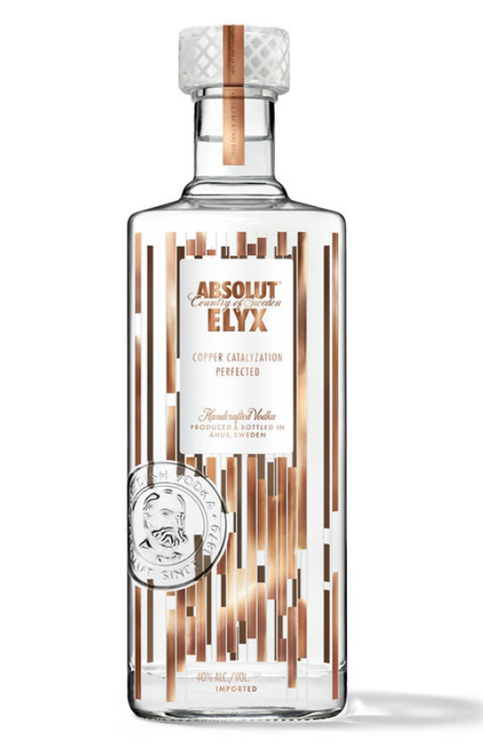 Absolut Elyx by Pernod Ricard