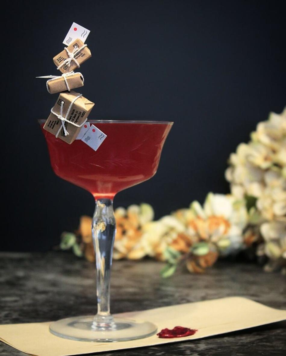 Cinque du UPS - Ingredients3/4 oz @donciccioefigliCinque aperitivo3/4 oz @egansirishwhiskey3/4 oz @solerno_bloodorange🍊3/4 oz @cinzano.officialBiancoOrange Blossom water mistWhat to do next...?