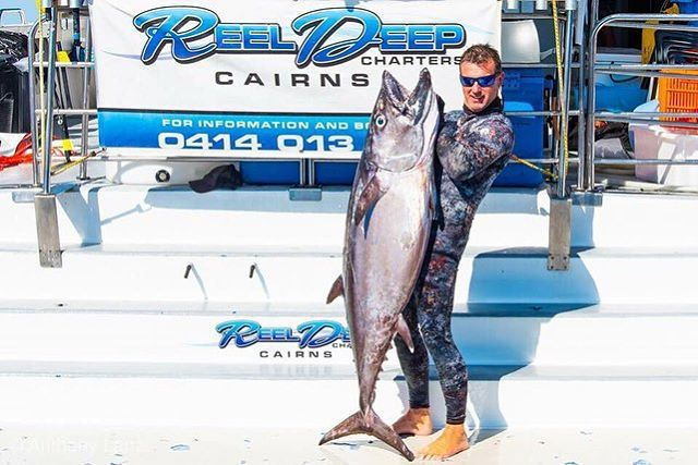Due to a last minute cancellation Reel Deep charters have a trip they need filled urgently! Please contact Megan @reel_deep_charters if you can fill a spot! Dates 31 depart return the 8th! Ask them for a last minute special! #aimrite #spearguns #spearfishing #teamaimrite #charter #dogtooth #tuna #sailfish #coralsea #tripofalifetime @spearfishing_reviews @spearchannel @spearfishing_international @spearfish.and.freedive.world @themadhueys @sp.f