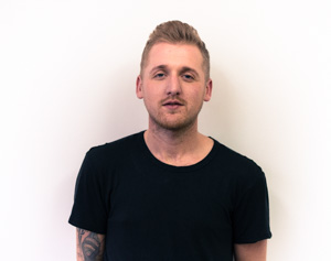 WILL Director Cut and Colour   With 13 years experience, Will is a forward thinking and attentive stylist with a passion for all aspects of hairdressing. Having worked across the globe including Sharm el Sheik, London and now Bath Will ensures that clients experience a service that is tailored to their individual needs.