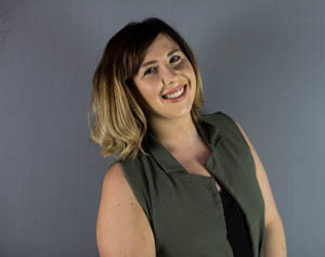 MIMI Senior Stylist Cut & Colour - Assistant manager   With 5 years experience, Mimi is a happy and confident stylist who enjoys both cut and colour. With a passion for short hair techniques and gents barbering as well as re-styles.