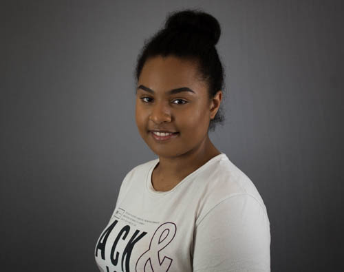 AALIYAH LEE General Assistant Invaluable when extra help is needed, our assistants help the whole salon run smoothly